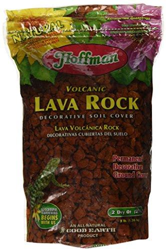 Hoffman 14452 Volcanic Lava Rock, 2 Quarts