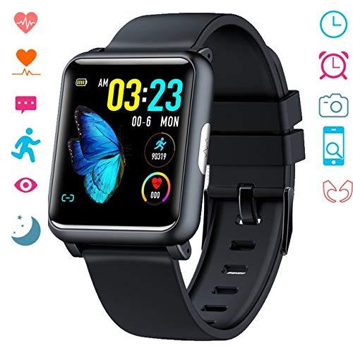 Smartwatch Fitness Tracker Horloge Waterdichte Smart Horloge Fitness Loopband Mode voor Indoor Workout Thuis Oefening Fitness