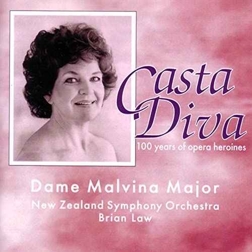 Dame Malvina Major, Brian Law, New Zealand Symphony Orchestra
