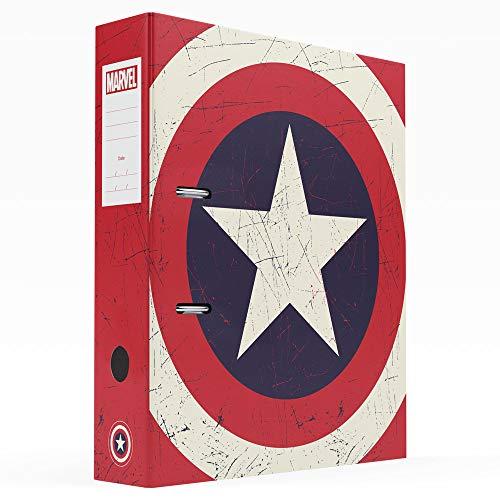 Eik map met compressor Captain America