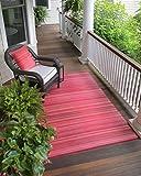 Fab Hab - Cancun - Sunset - Teppich/ Matte für den Innen- und Außenbereich (120 cm x 180 cm)