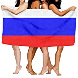 Russian Flag Over-Sized Cotton...