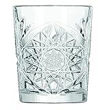 Libbey Hobstar 12 x Whiskygläser, Tumbler, Glas, 355 ml