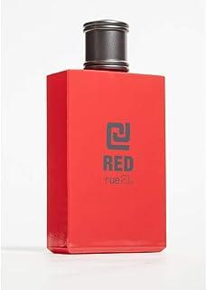Rue 21 Limited Edition CJ Red Cologne Spray for Guys 3.4 Fl Oz