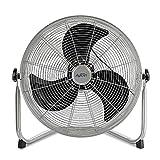 AVANT Ventilador de Suelo Ventilador con Rejilla de Aire Regulable | Ventilador silencioso 3 Velocidades | Tamaños 50cm | Potencia 140W.