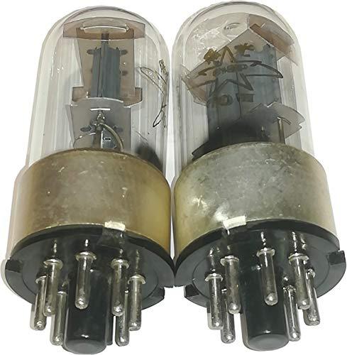 Shuguang Brand 6N9P J Level Vacuum Tube VaIve Metal Base Instead of 6H9C 6SL7 Made in 60s for HiFi Hi-end Amplifier Audio Senior Player Headphone Pro-amp Fever Acoustic DIY Lab 1 Piece