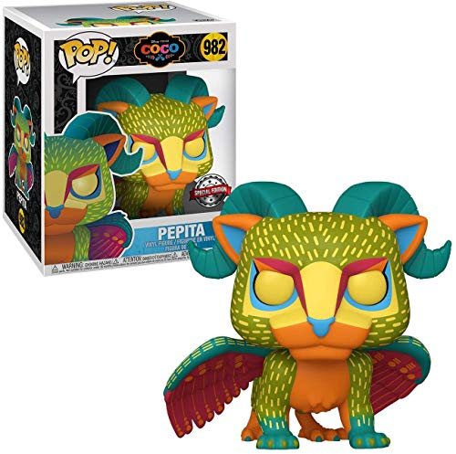 Funko 40614 Pop! Coco - Pepita 15cm (GITD/Neon) - Exclusivo Playmycenter