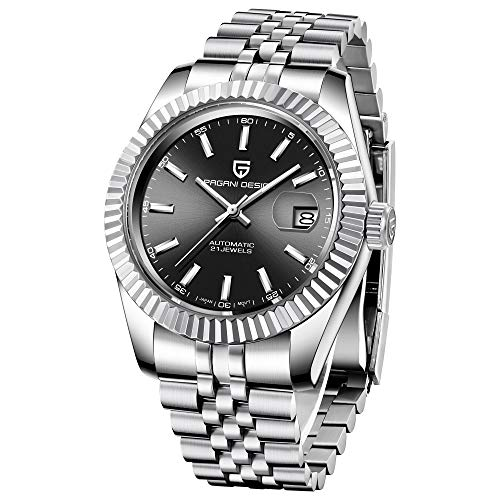 Pagani Design 1645 Men Mechanical Watch Top Brand Luxury Automatic Watch Sport...