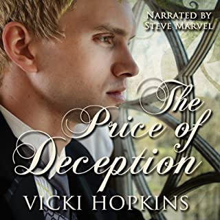 The Price of Deception audiobook cover art