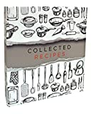 """COMPLETE SET - Comes with an 11.5 x 12"""" 3-ring binder, 50 clear letter sized protector sheets, and 12 divider pages featuring printed tabs of the most popular recipe categories. COMPLEMENTING THEME - The binder and divider tabs feature complementary ..."""