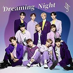 JO1「Dreaming Night」のCDジャケット