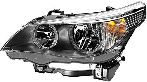 Hella halogeen koplamp BMW E60/E61 bj. 07/03-03/07 rechts. glashelder