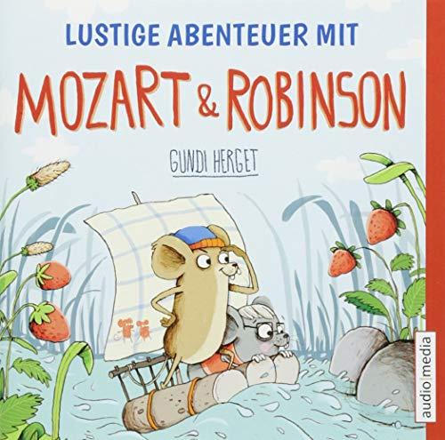 Lustige Abenteuer mit Mozart & Robinson