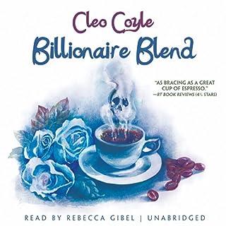 Billionaire Blend audiobook cover art