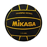Mikasa Men's Heavy Weight Water Polo Ball , Black