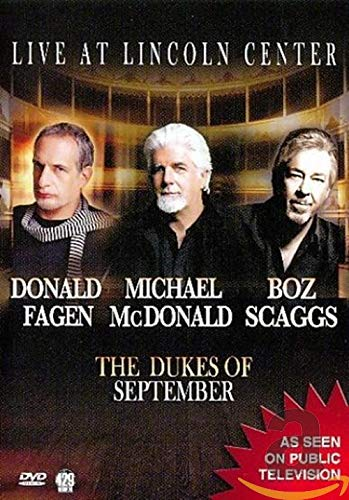 Live At The Lincoln Center [Alemania] [DVD]