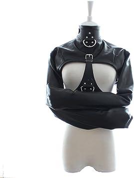 OnundOn Camisa de fuerza para juegos sexuales, para mujer, talla S / M