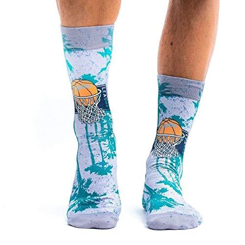 Wigglesteps Herren Socken Palms and Basket Gr.41-46