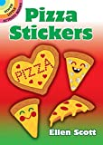Pizza Stickers (Dover Little Activity Books Stickers)