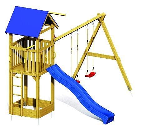 Winnetoo Spielturm Musteranlage 26
