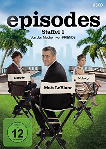 Episodes - Staffel 1 [2 DVDs]