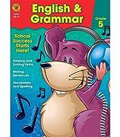 Brighter Child English & Grammar: Grade 5 (Brighter Child Workbooks)