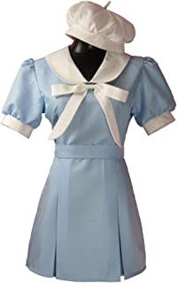 K-On! Sakuragaoka High Summer School Uniform Cosplay Costume