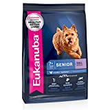Eukanuba Senior Small Breed Dry Dog Food, 15 lb. bag