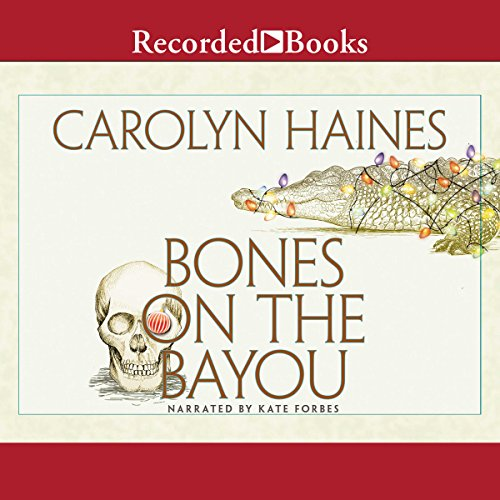 Bones on the Bayou cover art