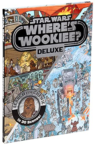 STAR WARS DLX WHERES THE WOOKIEE HC
