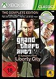 Grand Theft Auto IV Complete Edition Classics - Xbox 360 [Edizione: Germania]