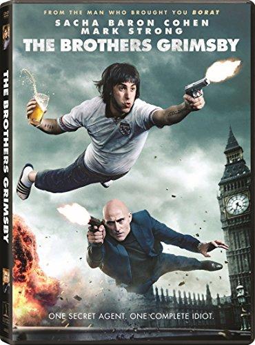 Brothers Grimsby [Edizione: Stati Uniti] [Italia] [DVD]