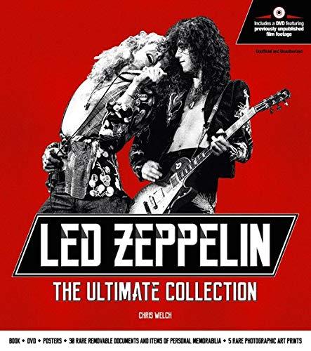 Led Zeppelin.The Ultimate Collection.: Englische Originalausgabe/Original English edition.