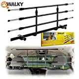 Camon Walky Guard - Grid Separator Divider Universal Transparente Carrier Barrier Remolques para Animales Perros