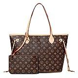 WOQED Handbags for Women Tote Large Purses Top Handle Satchel...