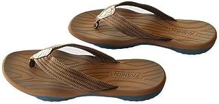 Men's Beach Flip Flops, CBStore, Outdoor Anti-Slip EVA Thick Soft Sandal Thong
