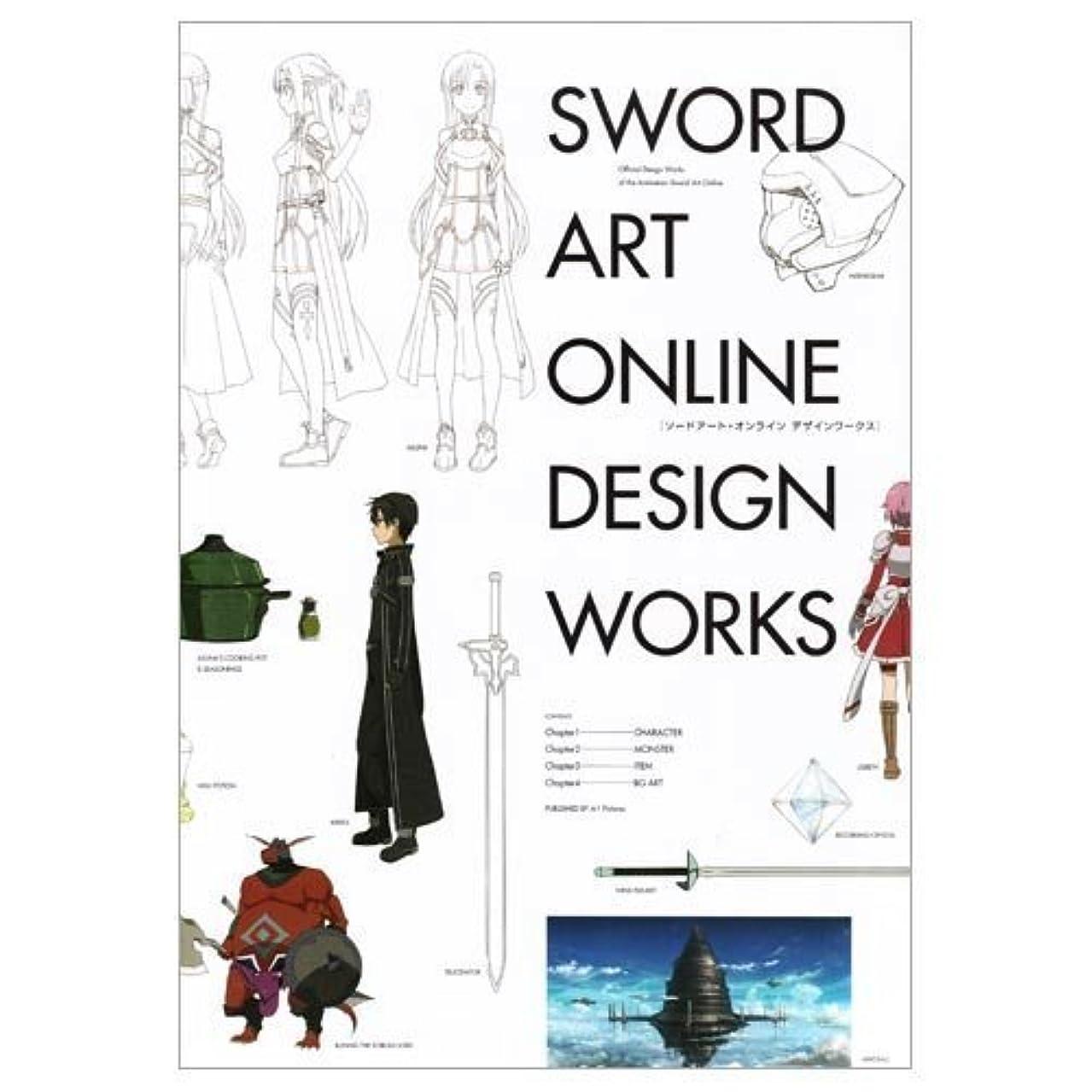 C87 Sword Art Online Design Works