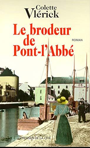 Le brodeur de Pont-l'Abbé
