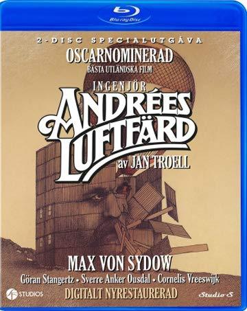 Der Flug des Adlers / The Flight of the Eagle ( Ingenjör Andr es luftfärd ) [ Schwedische Import ] (Blu-Ray)