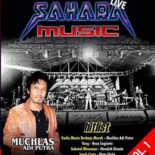 Muchlas Adi Putra, Reza Sugiarto, Widi Ahmad, Duo Sexy, Hendrik Dinata, Ika Prasetya & Rista Viola