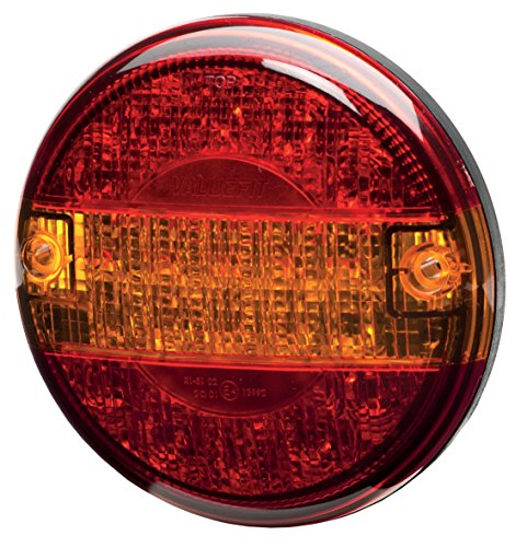 HELLA 2SD 357 026-001 Heckleuchte - Valuefit - LED