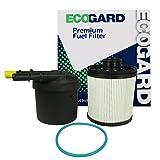ECOGARD XF76160 Premium Diesel Fuel Filter...