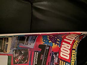 HOT ROD Magazine November 1989 Volume 42 Number 11 (Street clutch, supercar collection, max wedge, Yenko)