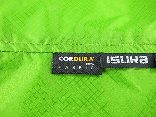 イスカ(ISUKA)ウルトラライトスタッフバッグ3グリーン362102