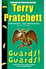 Guards! Guards!: A Novel of Discworld Kindle Edition