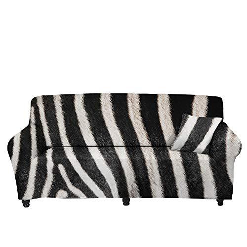 HXTSWGS Fundas de sofá de Alta Elasticidad,Funda de sofá Impresa en 3D, cojín de sofá de Sala de Estar Impreso, Toalla de sofá, Funda Protectora elástica Completa-Color4_90-140cm