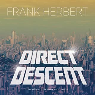 Direct Descent audiobook cover art