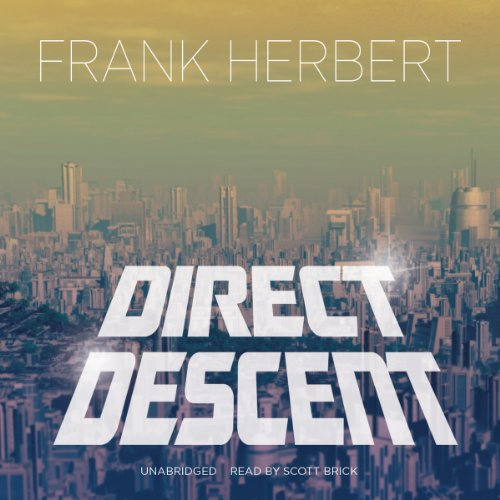Direct Descent copertina
