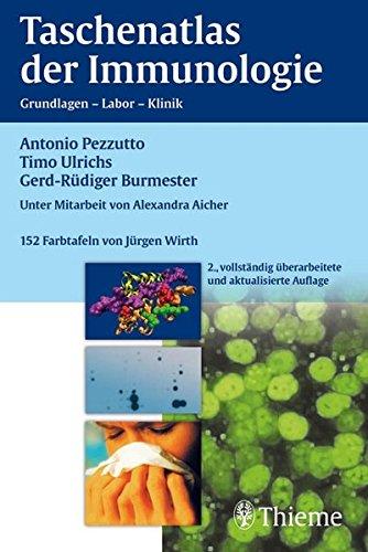 Taschenatlas der Immunologie: Grundlagen - Labor - Klinik