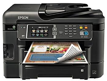 Best epson wf 3640 printhead Reviews